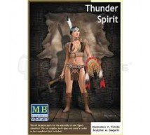 Master box - Pin up Thunder spirit