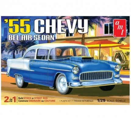 Amt - Chevy Bel Air Sedan 55