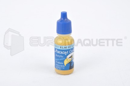 Airc. Color - Jaune RLM04 2011U (pot 17ml)