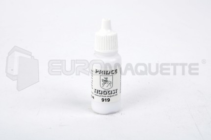 Prince August - Base blanche 919 (pot 17ml)