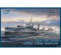 Ibg - HMS Ilex 1942 I-Class Destroyer