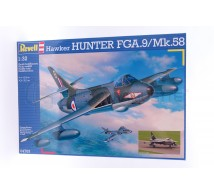 Revell - Hawker Hunter FGA 9/Mk 58