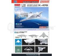 Freedom models - X-47B UCAS