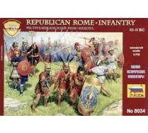 Zvezda - infanterie romaine