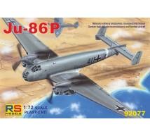 Rs models - Ju-86 P