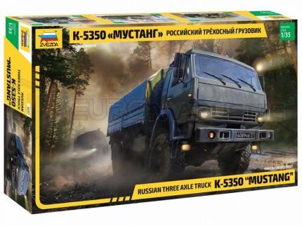 Zvezda - Kamaz K-5350