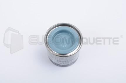 Humbrol - gris acier mat 87