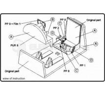 Cmk - Kit pour P-12/F4B4