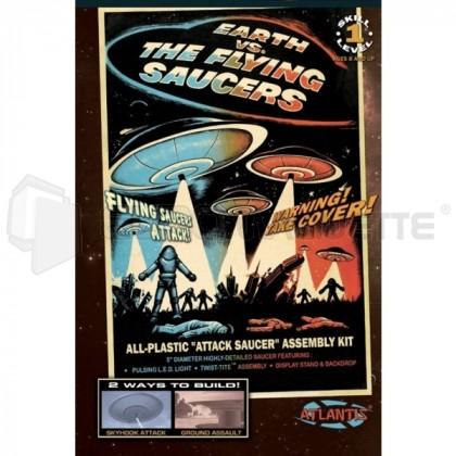 Atlantis - Attack saucer
