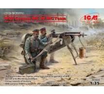 Icm - WWI MG 08 MG Team