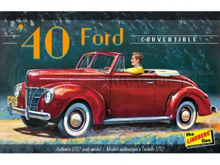 Lindberg - Ford 40