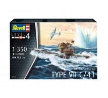 Revell - U Boat Type VIIC/41