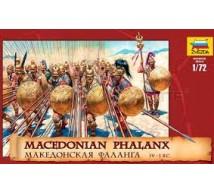 Zvezda - phalanges macedonienes