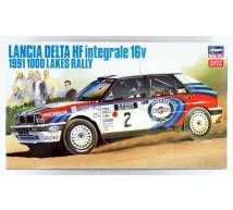 Hasegawa - Lancia Delta HF 1000 Lakes 1991