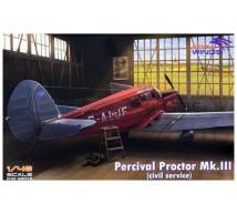 Dora wings - Percival proctor Mk III Civil