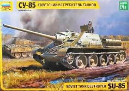 Zvezda - SU-85
