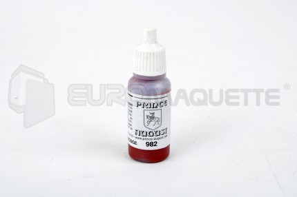 Prince August - Marron rouge 982 (pot 17ml)