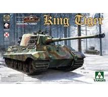 Takom - King Tiger Henschel & interior