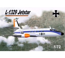 Mach2 - L-1329 Jetstar Luftwaffe