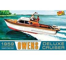 Lindberg - Owens Deluxe cruiser boat