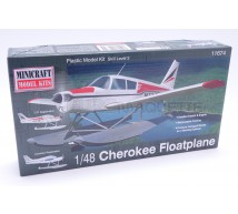 Minicraft - Piper Cherokee Floatplane