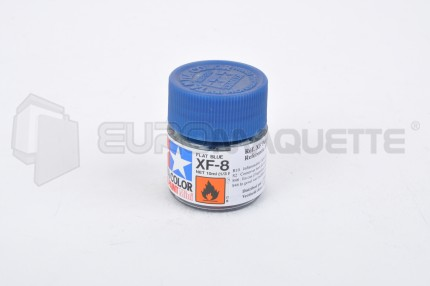 Tamiya - Bleu XF-8 (pot 10ml)