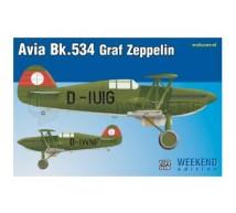 Eduard - Avia Bk-534 Graff Zeppelin