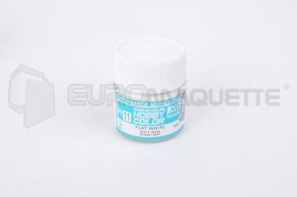 Gunze Sangyo - Blanc Mat H11 (pot 10ml)
