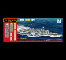I love kit - HMS Hood Top Grade model
