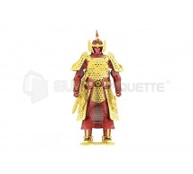 Metal earth - Chinese Ming armor
