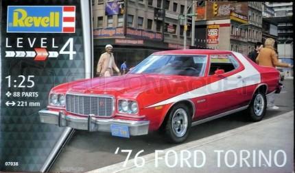 Revell - Ford Torino 76 Starsky & Hutch