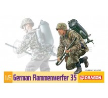 Dragon - Lance flammes Allemand WWII 1/6