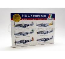 Italeri - P-51D/K Pacific Aces