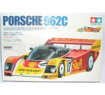 Tamiya - Porsche 962C  Shell