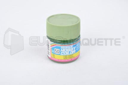 Gunze Sangyo - Vert Tilleul H50 (pot 10ml)