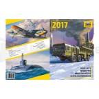 Zvezda - Catalogue Zvezda 2017