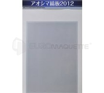 Aoshima - Structures antidérapantes decalque 1/24