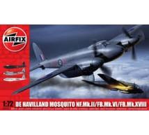 Airfix - DH Mosquito MkII/VI/XVIII
