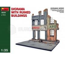Miniart - Diorama de rue