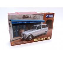 Ebbro - Renault 4L
