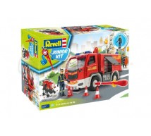 Revell - Junior kit camion de pompier