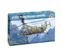 Italeri - H-21C & French decals