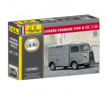 Heller - Citroen Fourgon Type H