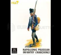 Hat - Infanterie Prussienne en marche