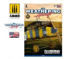Mig products - Weathering Aircraft Rarities (ENG)