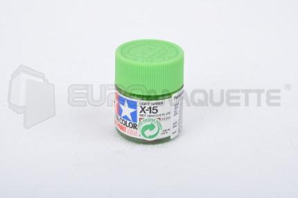 Tamiya - Vert Pâle X-15 (pot 10ml)