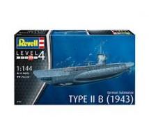 Revell - U Boat Type II B