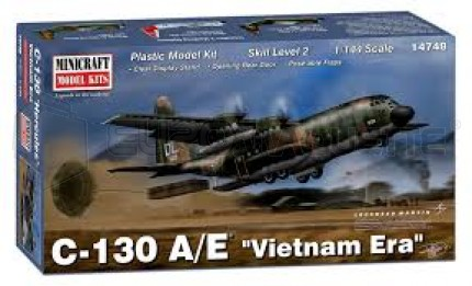 Minicraft - C-130 Vietnam war