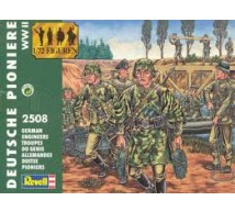 Revell - Pionniers Allemand WWII