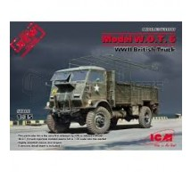Icm - WOT 6 WWII Truck